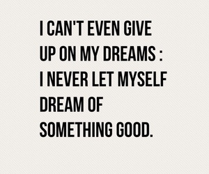 dreams, english, and quote image