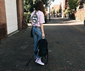 fashion, girl, and inspiration image