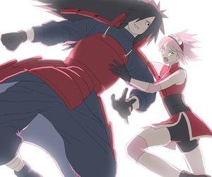 akatsuki, naruto, and uchiha image