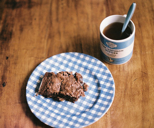vintage, cake, and food image