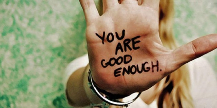 article, encourage, and love yourself image