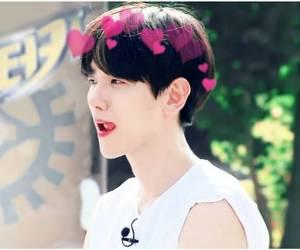 exo, baekhyun, and love head image