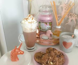 Cookies, bunny cake, and yankee candle image