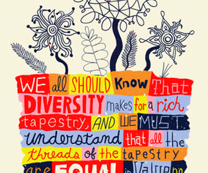 quotes, diversity, and color image