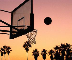 Basketball, ball, and photography image