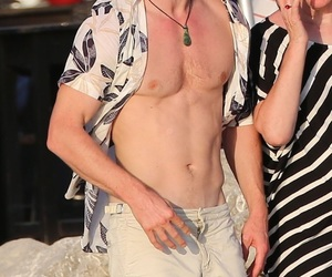 actor, Hot, and michael fassbender image