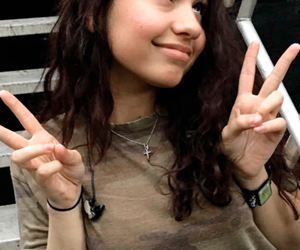 gorgeous, alessia cara, and peace image