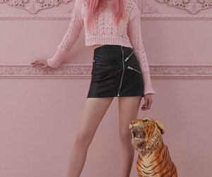 aesthetic, skirt, and stylé image