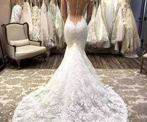 dress, elegance, and girl image