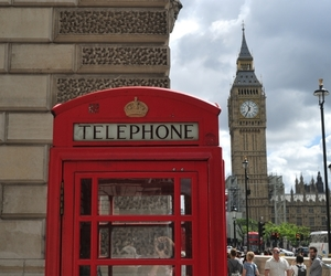 london, palace, and travel image