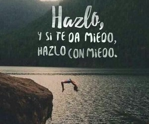 frases, miedo, and quotes image