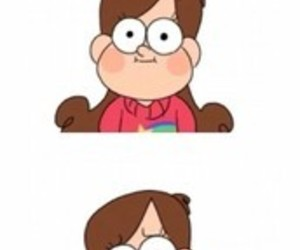 gravity falls, mabel, and mabel pines image