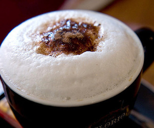 coffee, drinks, and drooling image