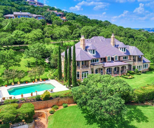 goals, luxury, and mansion image