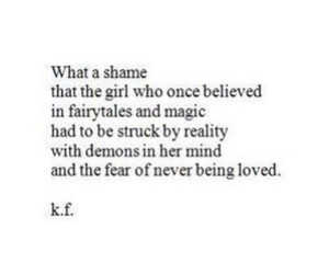 believe, demons, and sad image