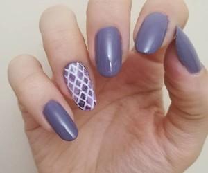 autumn, design, and manicure image