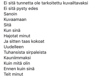 deep, finnish, and quote image