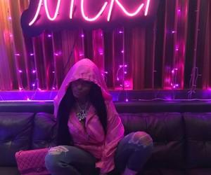 nicki minaj, pink, and Queen image