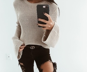 fashion, gucci, and iphone image