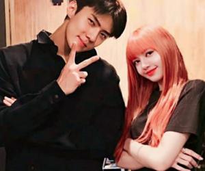 exo, kpop, and lisa image