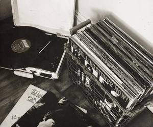 music, rolling stones, and vinyl image