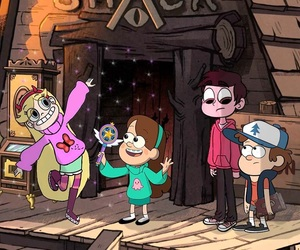 gravity falls and marco image
