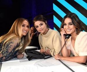 selena gomez, Jennifer Lopez, and vanessa hudgens image