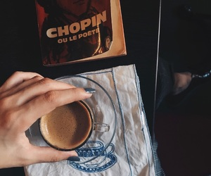books, music, and coffee image