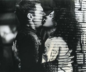 1982, black and white, and blade runner image