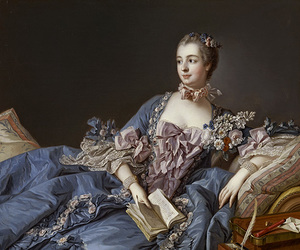 rococo and dress image