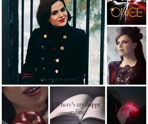 aesthetic, Queen, and storybrooke image