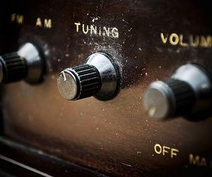 music, radio, and aesthetic image