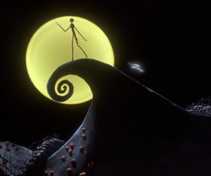 jack, tim burton, and Halloween image