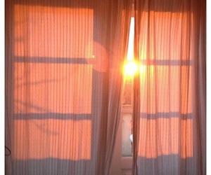 sun, aesthetic, and window image
