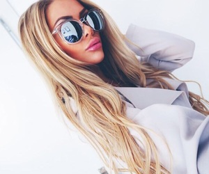 blonde, swedish, and isabelle stromberg image