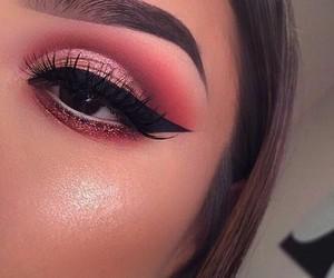 makeup and highlight image