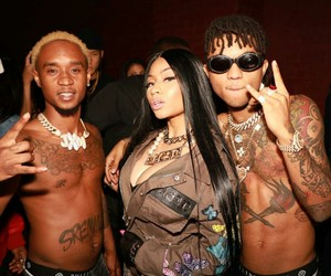 rae sremmurd and nicki minaj image