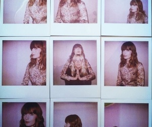 florence welch, florence and the machine, and red hair image