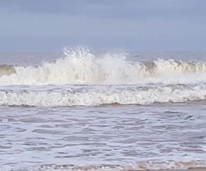 Atlantic, surf, and ocean image