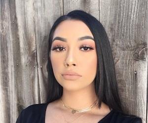 beautiful, hair, and selfie image