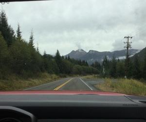 alaska, mother earth, and mountains image