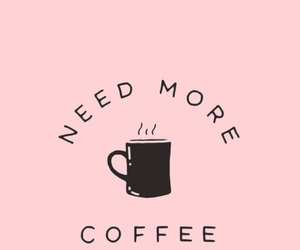 coffee, quotes, and wallpaper image