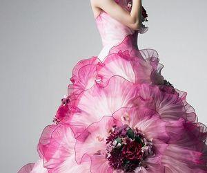 dress, embellishment, and fashion image