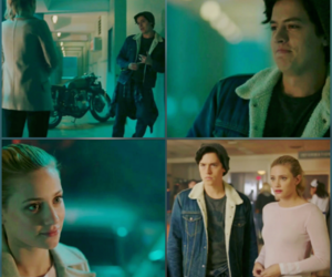 Betty, couple, and cole sprouse image