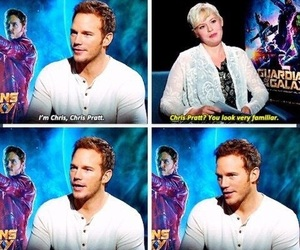 Marvel, guardians of the galaxy, and chris pratt image