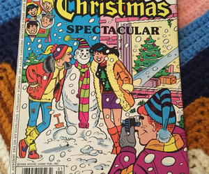 Archie, christmas, and comics image