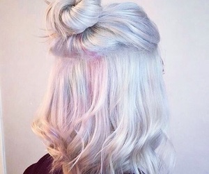 hair, hairstyle, and tumblr image