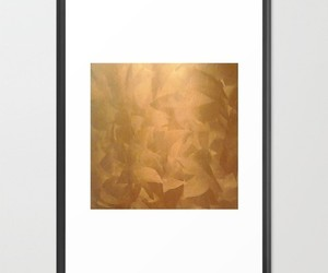 art, copper, and office art image