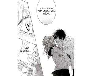 manga couple image