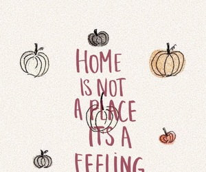 autumn, home sweet home, and inspiration image